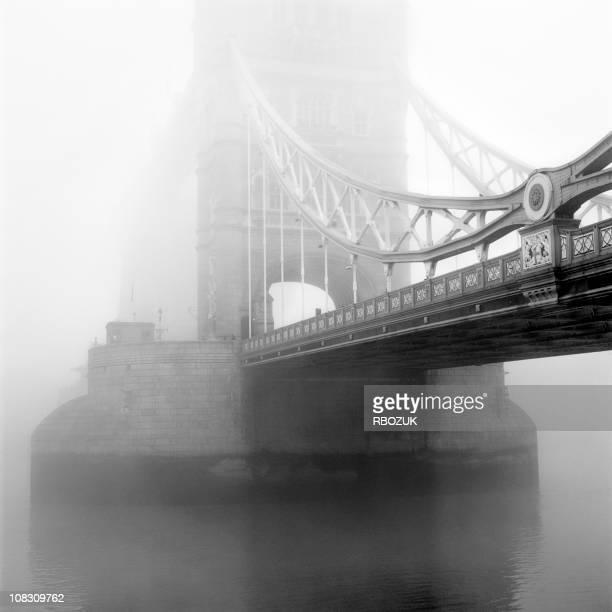 Tower Bridge in Fog