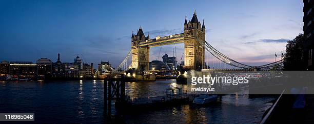 Tower Bridge, London, at Dusk (XXL+)