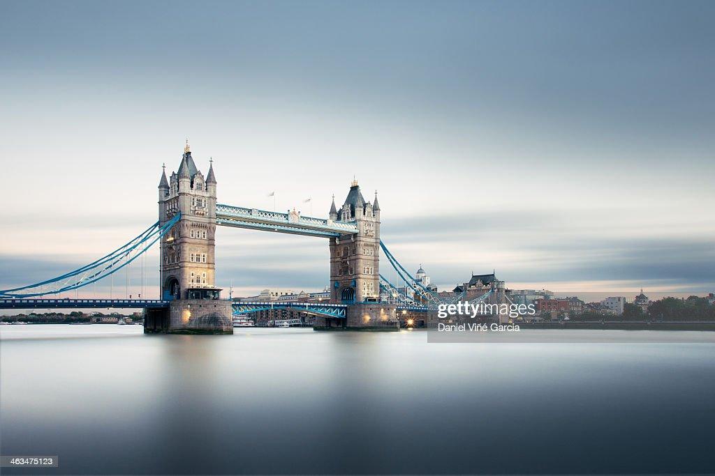 Tower bridge London : Stock Photo