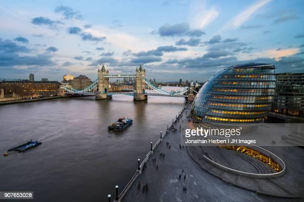 tower bridge - london - tower bridge foto e immagini stock