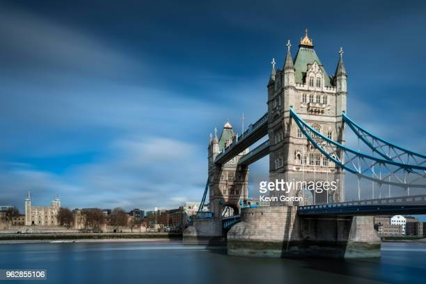 tower bridge - london - tower of london stock pictures, royalty-free photos & images