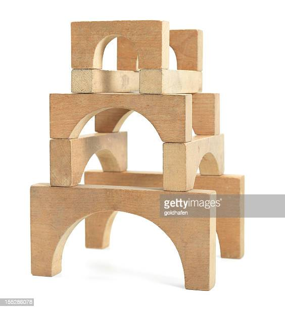 Tower, Building Blocks