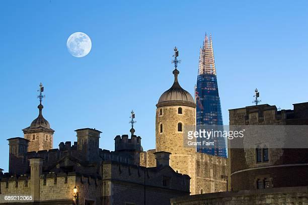 Tower castle.