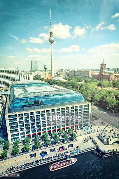 Fernsehturm in Berlin, Deutschland