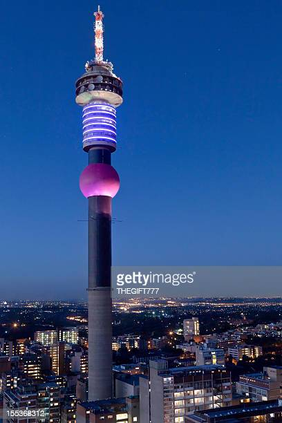 Tower in Hillbrow, Johannesburg