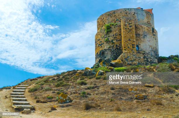 A tower in Tharros