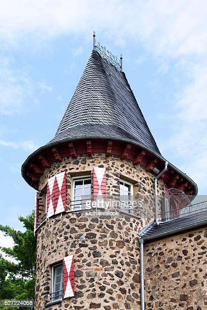 Tower made with broken stone