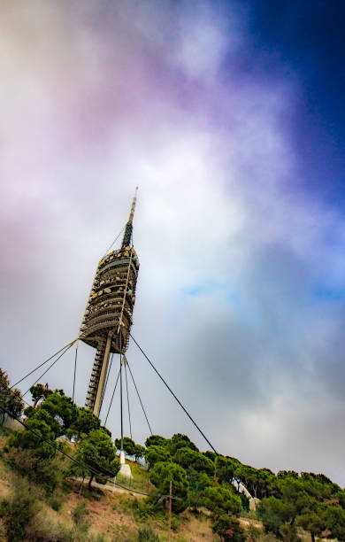 Tower of Collserola