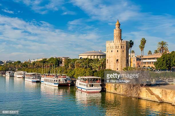 Tower of Gold Sevilla