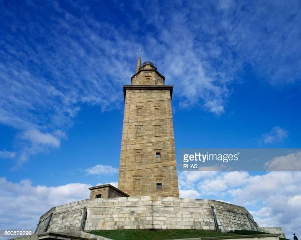Tower of Hercules Ancient roman lighthouse although its primitive origin is unknown It was rebuilt in the times of Emperor Trajan The current...
