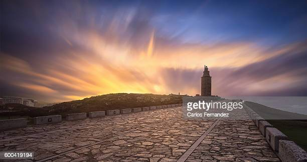Tower of Hercules, Coruña, Galicia, Spain