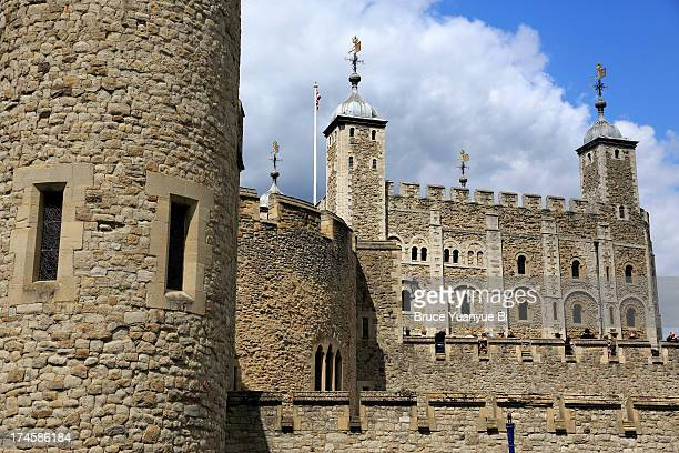tower of london - tower of london stock pictures, royalty-free photos & images