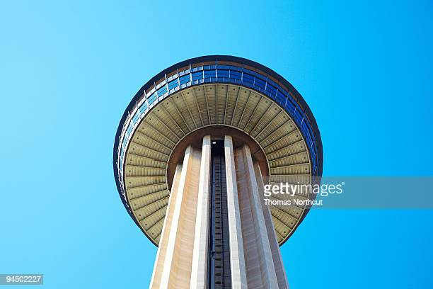 Tower of the Americas, low angle