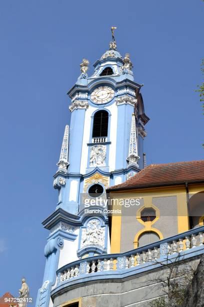 Tower of the Church in Dürnstein Austria