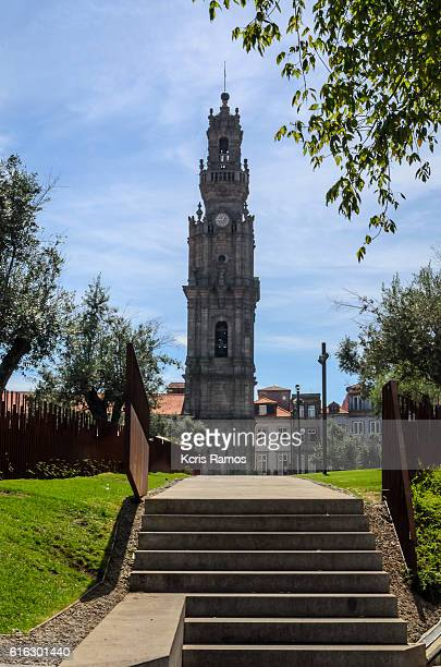Tower of the Clérigos is a bell tower that is part of the Clérigos Church and is located in the city of Porto