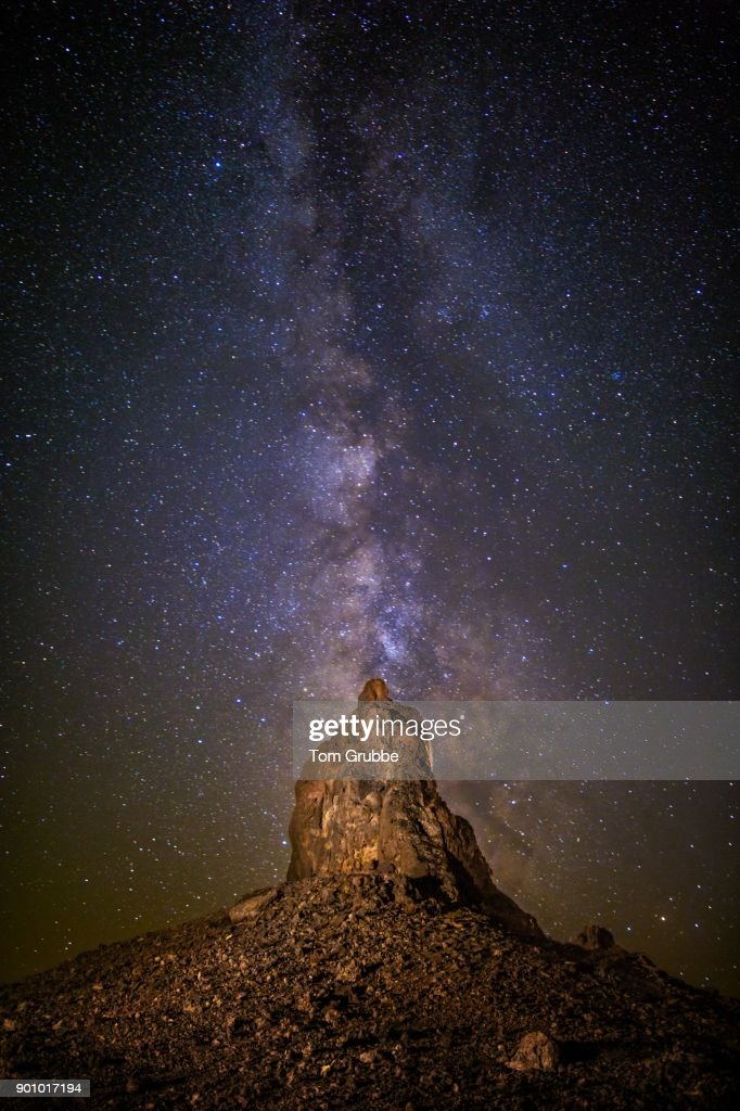 Tower of Trona : Stock Photo