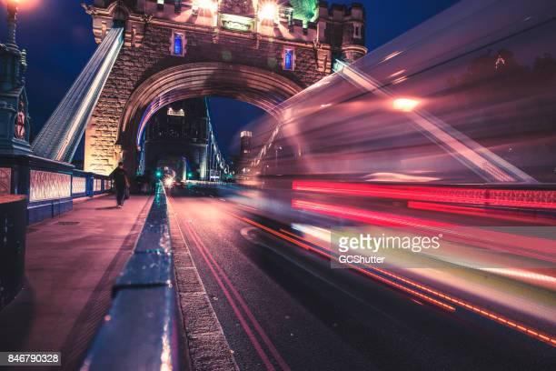 Turm von London bei Nacht