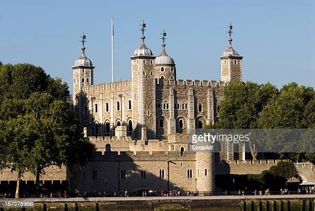 tower - tower of london stock pictures, royalty-free photos & images