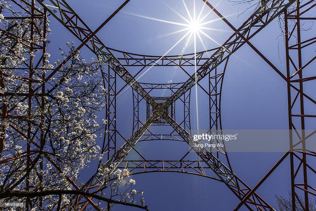Tower : Stock Photo