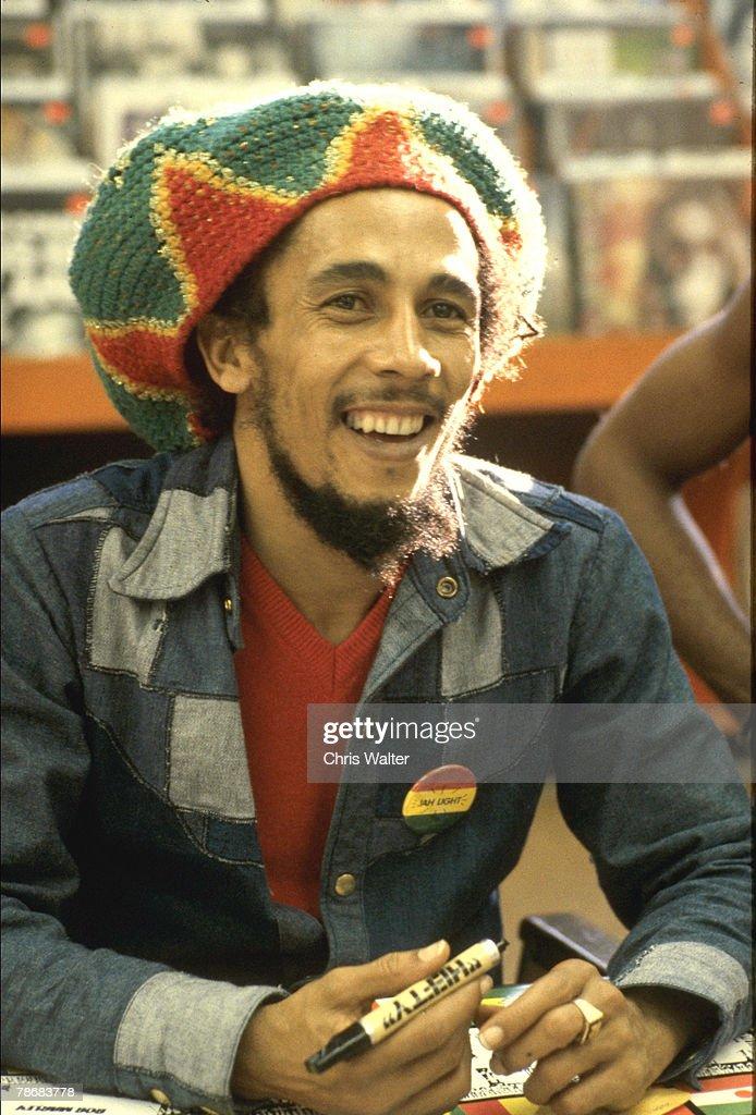 Bob Marley File Photos : News Photo