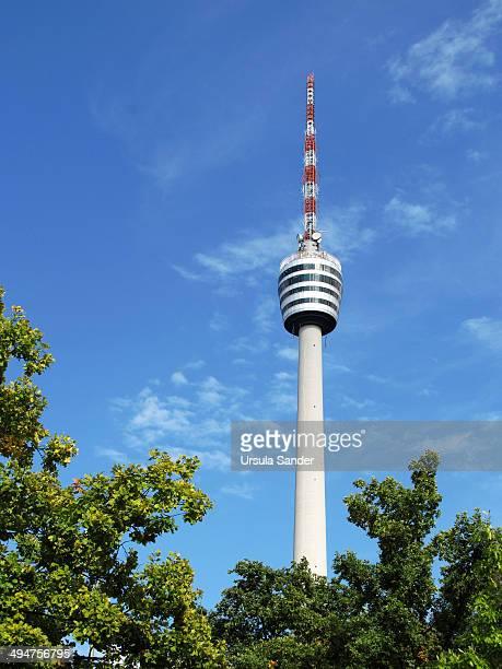 TV tower Stuttgart, Germany