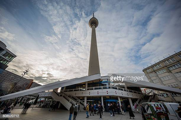 Fernsehturm - Television Tower - Berlin, Germany