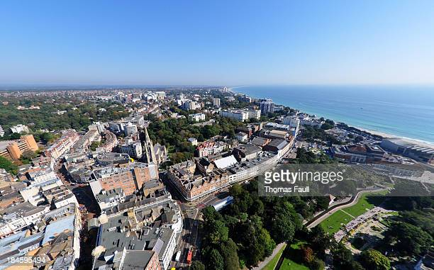 Town and East Cliff - Bournemouth