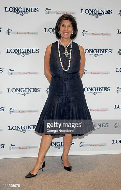 Town Country EditorinChief Pamela Fiori attends the Women Who Make a Difference Awards hosted by Longines and Town Country at Hearst Tower on...