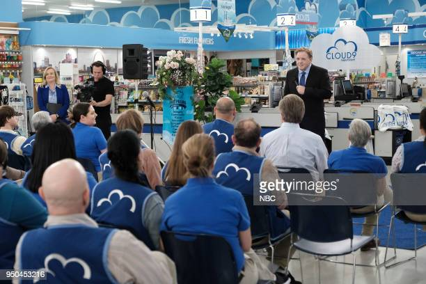 SUPERSTORE Town Hall Episode 322 Pictured Brian Howe as Neil Penderson
