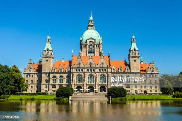 Town Hall Hanover, Germany