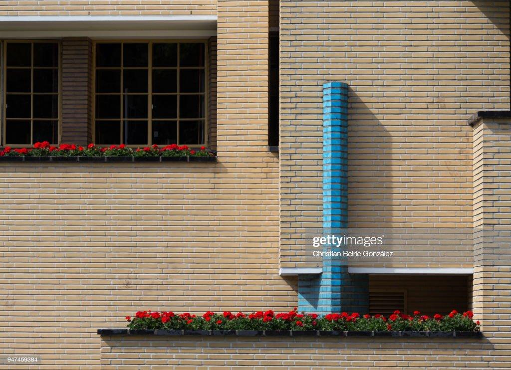 Town Hall Hilversum : Stock-Foto