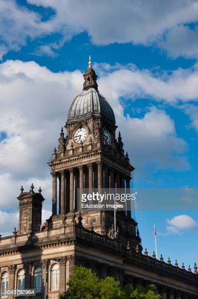 Town Hall Leeds Yorkshire England
