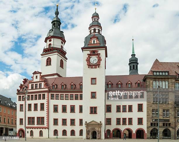 Rathaus von Chemnitz