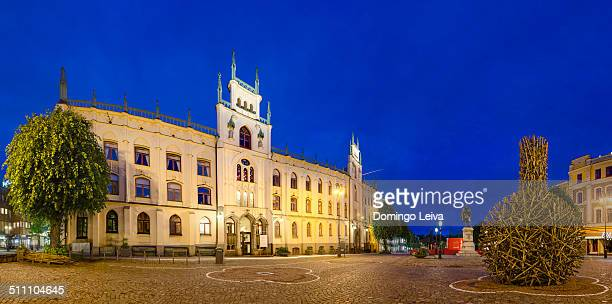 Town Hall of Orebro, Sweden