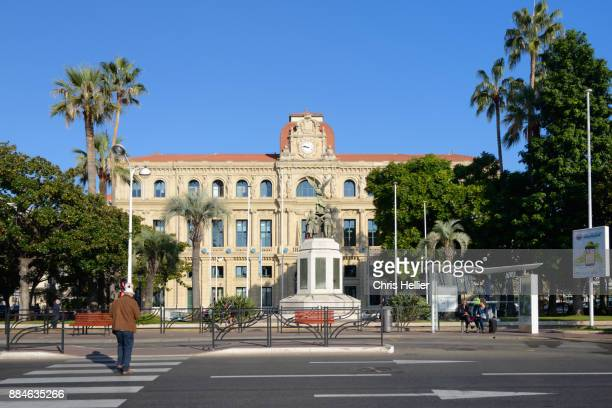 Town Hall (1874-77) or City Hall & War Memorial Cannes