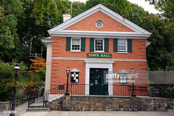 town hall - town hall stock pictures, royalty-free photos & images