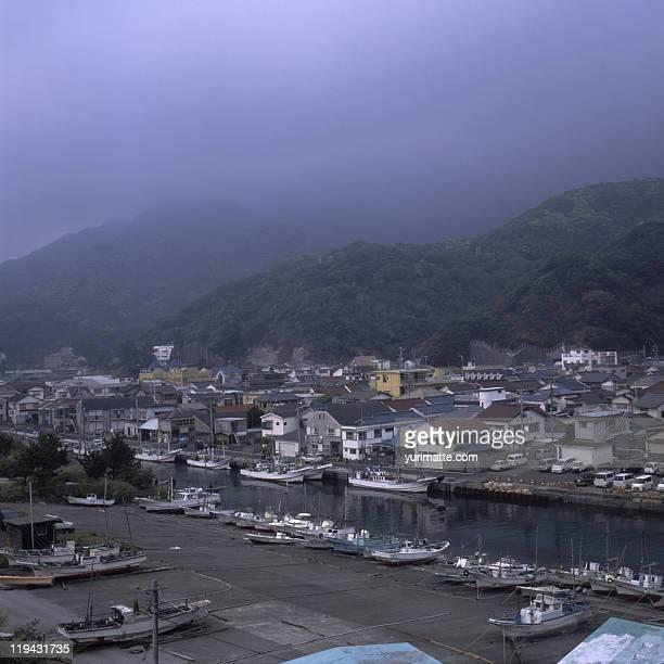 Town harbor