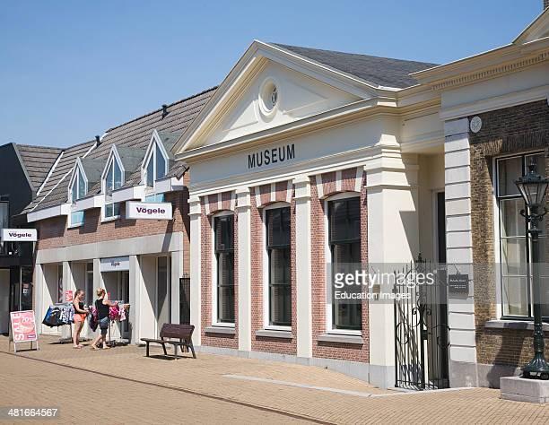Town museum at Sliedrecht, Netherlands.