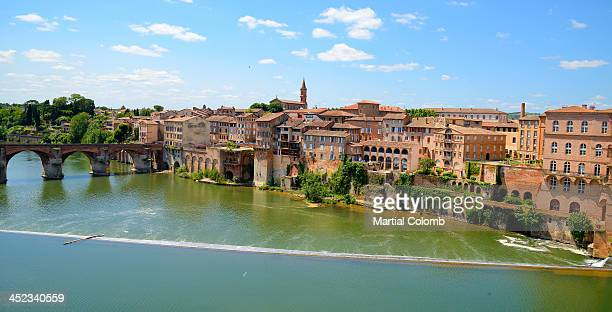 Town of Albi, Tarn valley