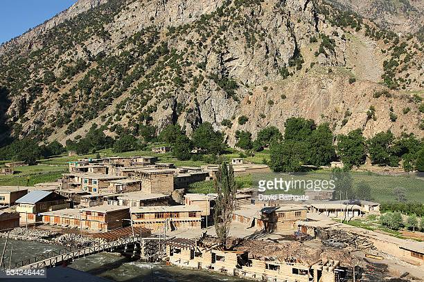 Town of Barge Matal in the Nuristan province The Afghan town of Barge Matal sits high in the Hindu Kush mountains within eyeshot of the Pakistan...
