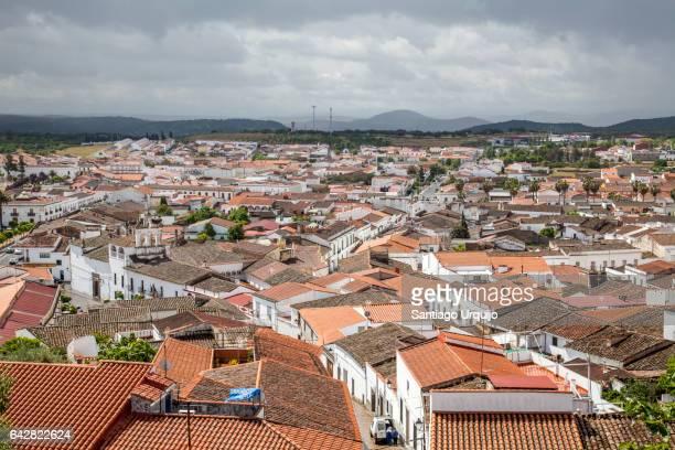 Town of Burguillos del Cerro