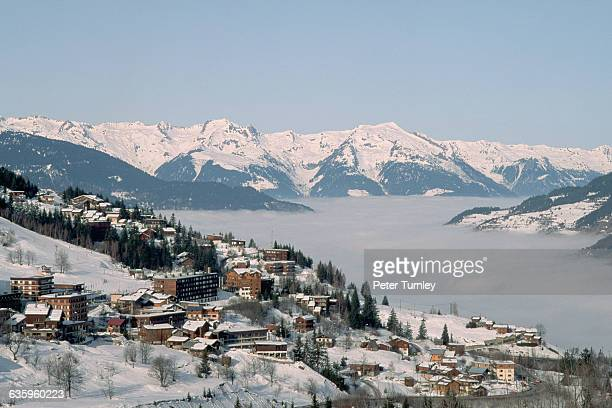 Town of Courchevel