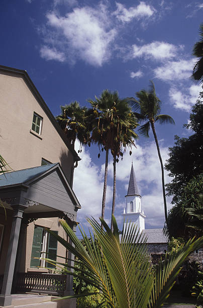 town of kailva, kona, hawaii
