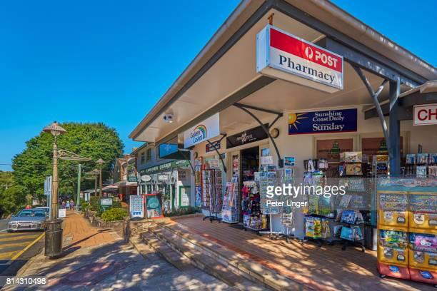 Town of Montville,Sunshine Coast Hinterlands,Queensland,Australia