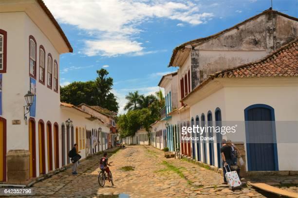 Town of Paraty, Rio de Janeiro