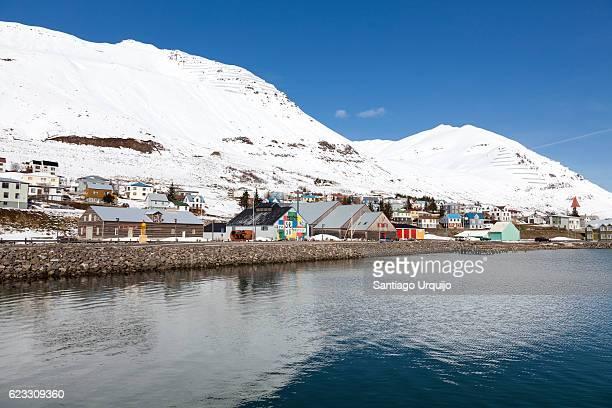 Town of Siglufjordur