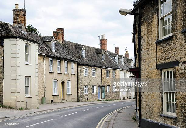 town of witney, oxfordshire - run down stock pictures, royalty-free photos & images