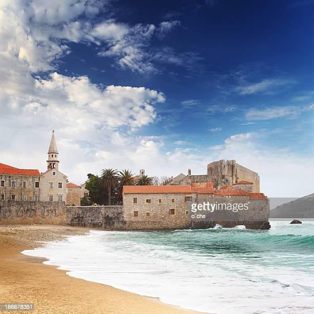 Town on Adriatic coast