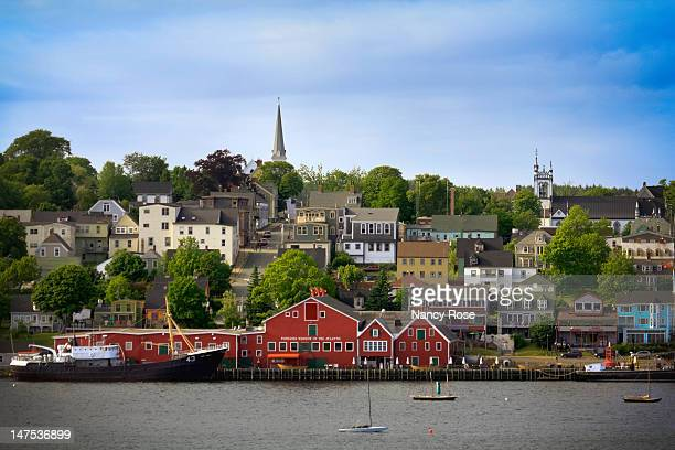 town - nova scotia stock pictures, royalty-free photos & images