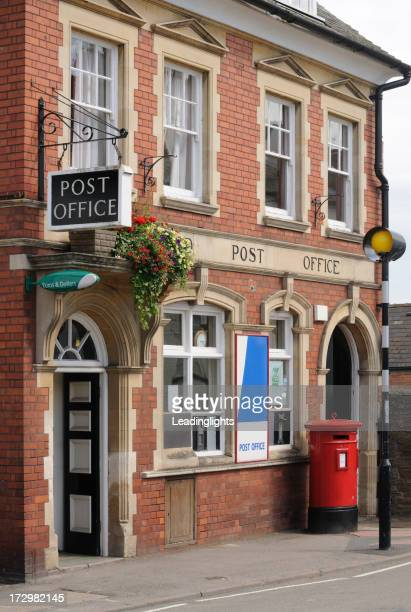 Town Post Office, Worcestershire